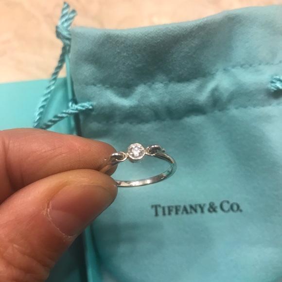 fbefc9327 Tiffany & Co. Jewelry | Tiffany Swan Diamond Ring | Poshmark